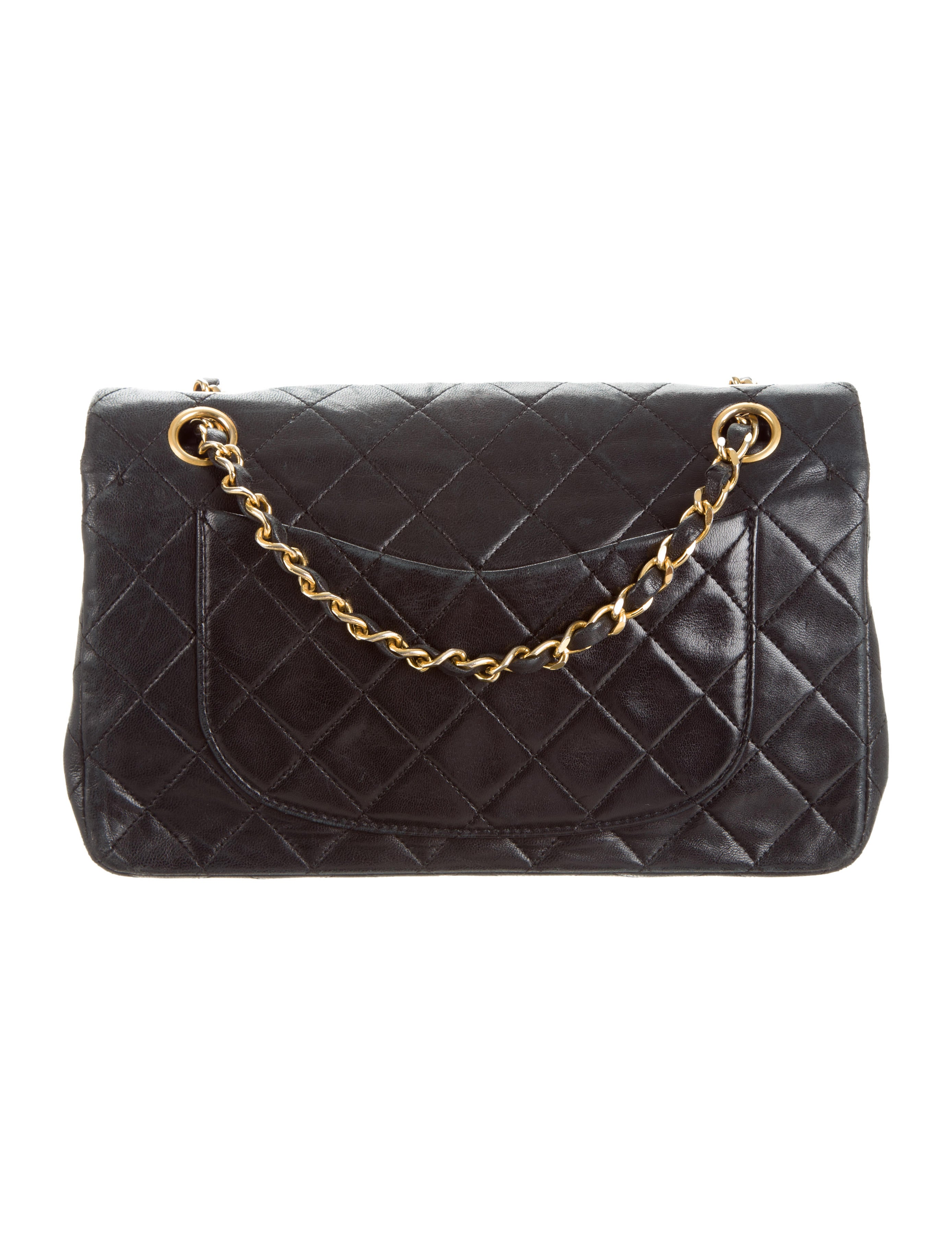 7643518845af Chanel Classic Small Double Flap Bag - Handbags - CHA180782 | The RealReal