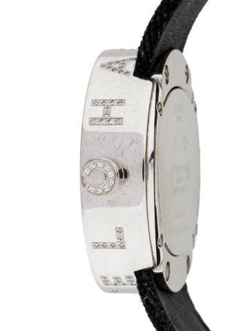Chanel La Ronde Diamante Watch - Strap - CHA289492 | The ...