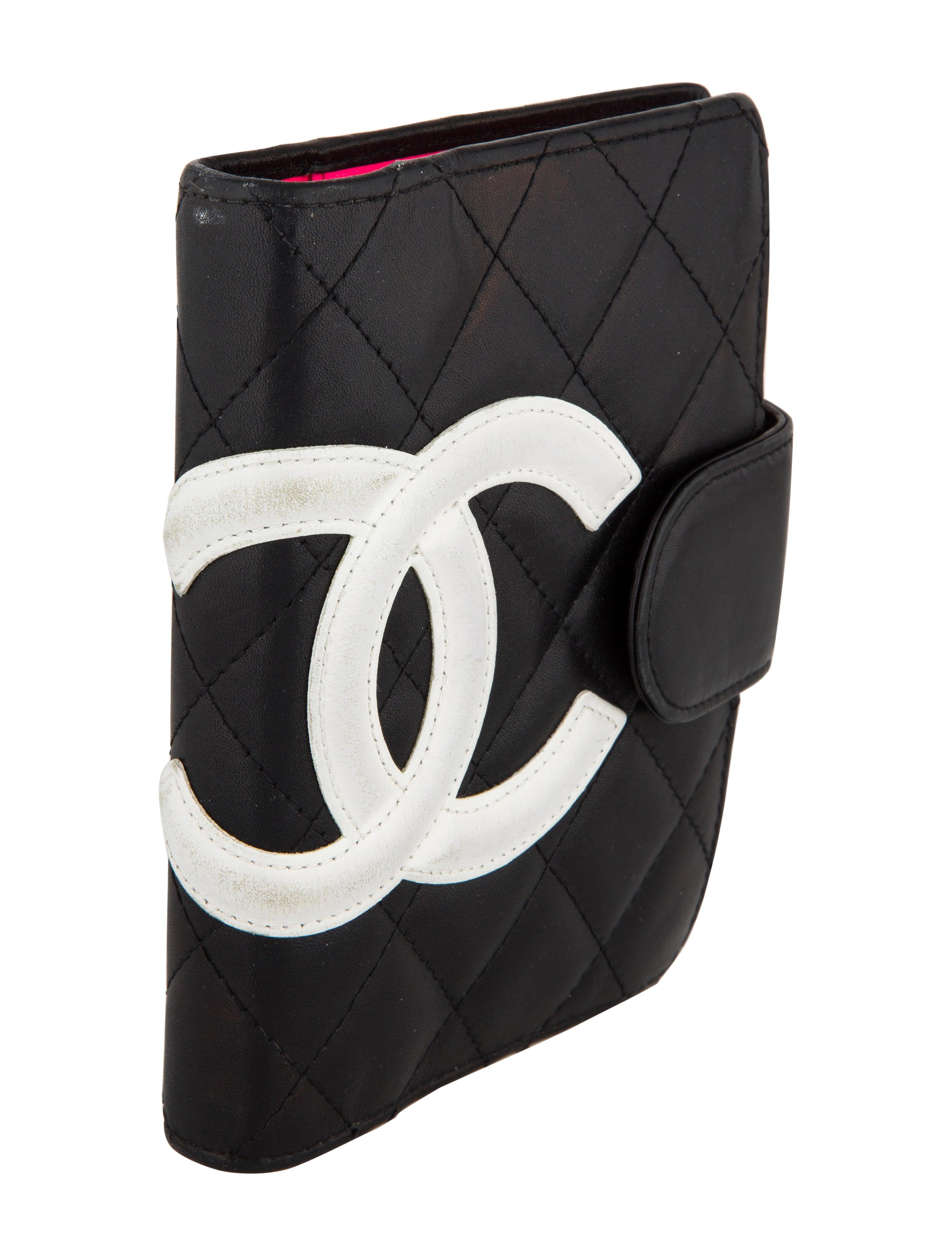 Chanel Ligne Cambon Agenda Cover Decor And Accessories