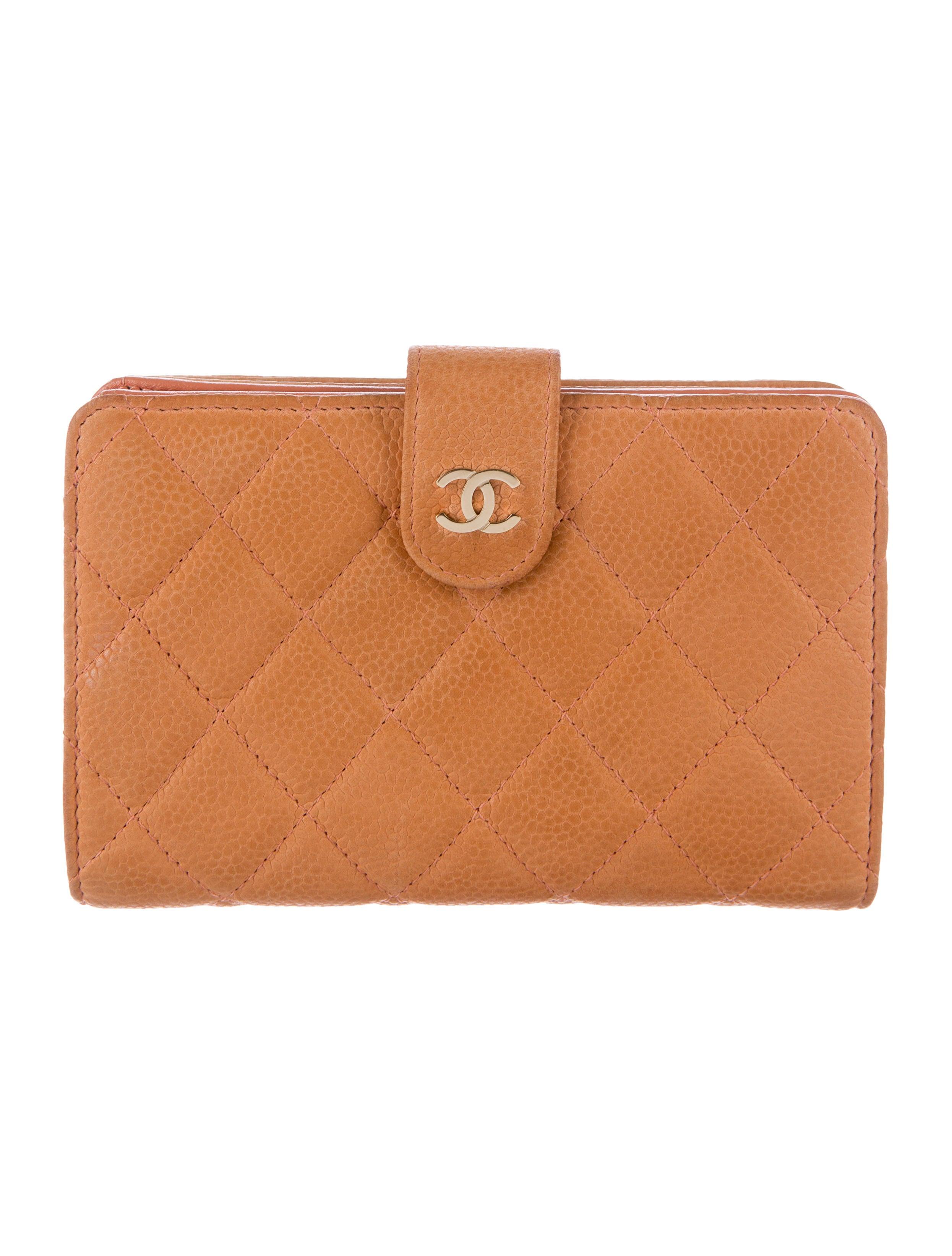 84aa150c6a4a Chanel Caviar L Zip Pocket Wallet Accessories Cha182072 The