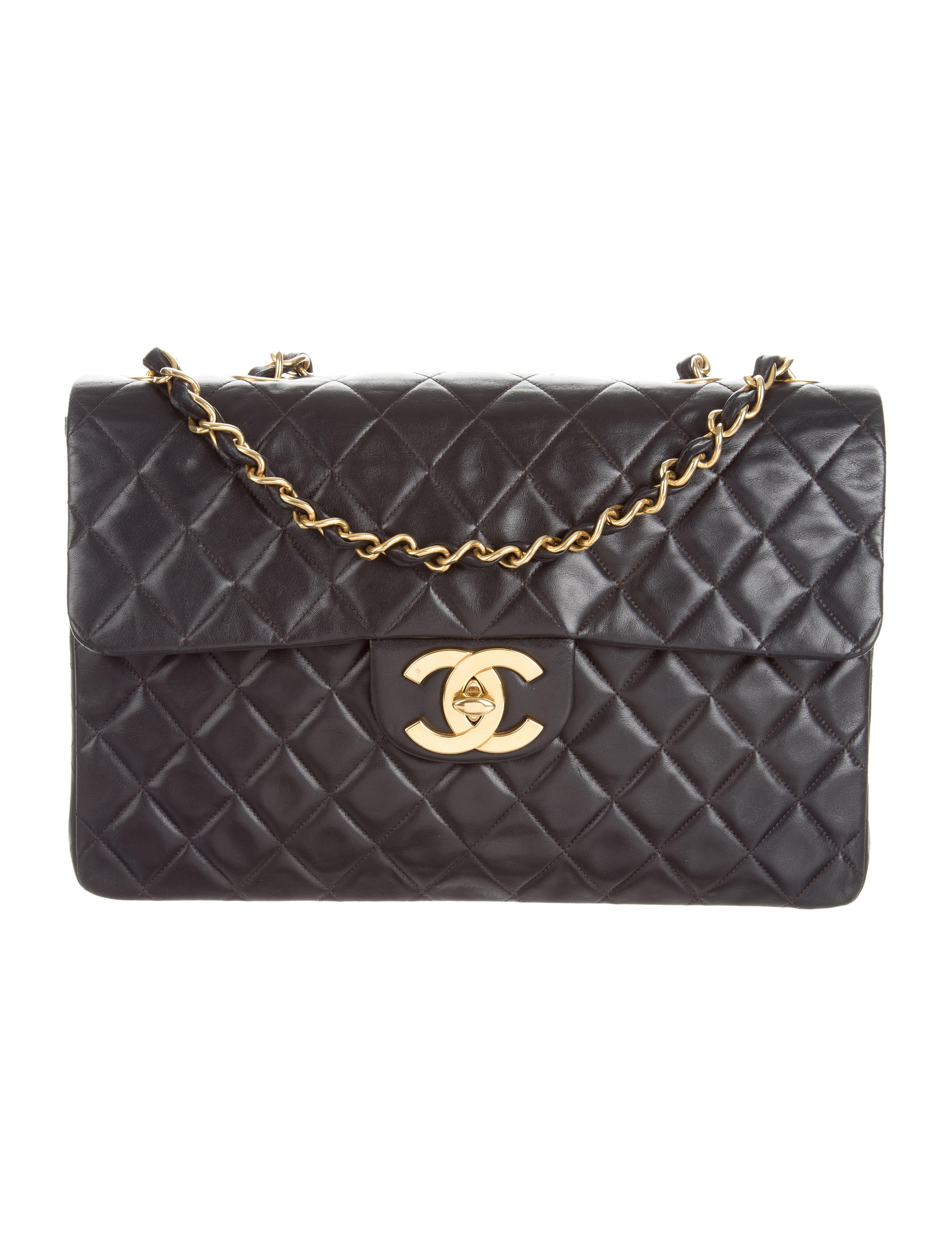 c3674cbffbc126 Chanel Maxi Bags Not On Chanel Website. Chanel Classic Maxi Single Flap Bag  ...