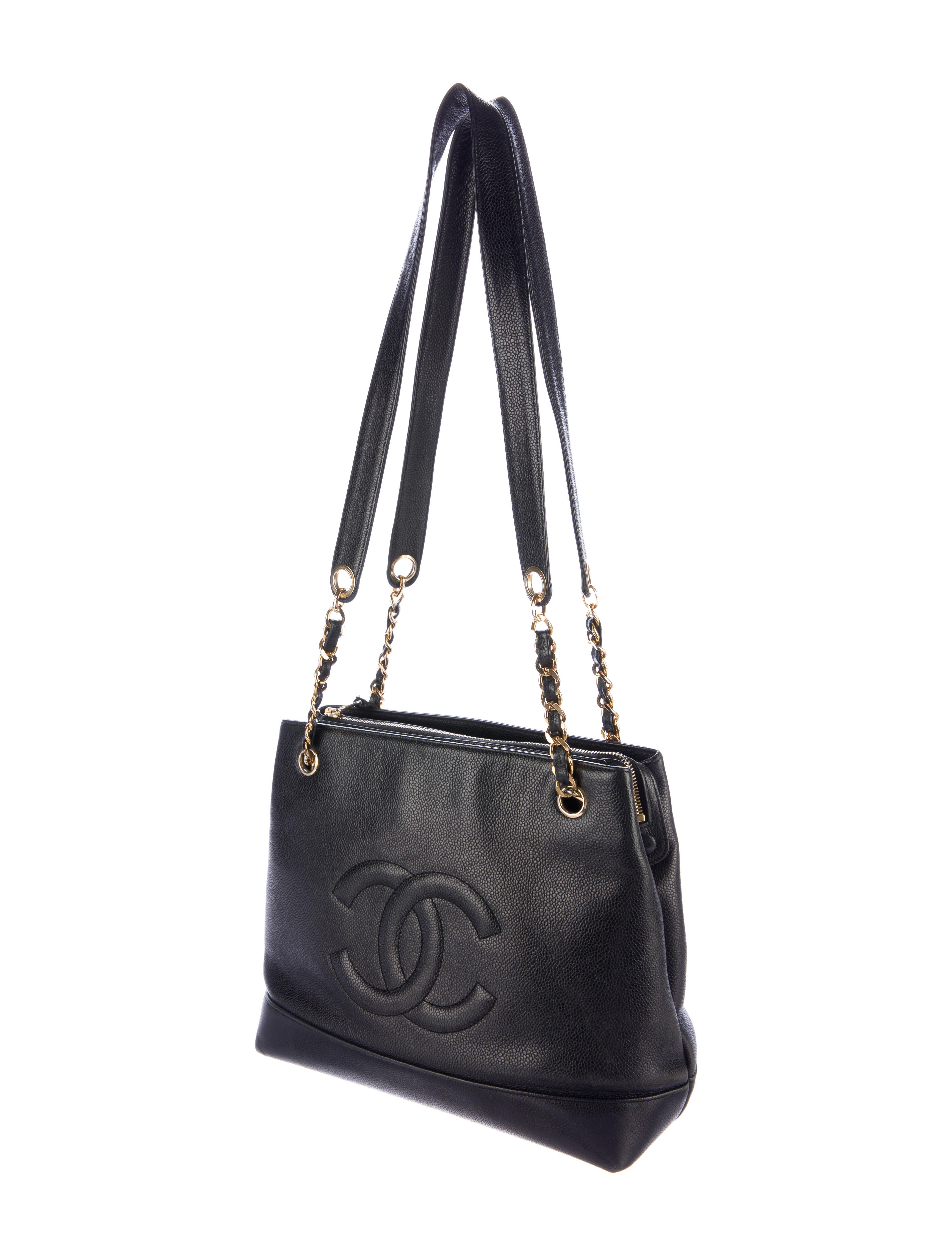 Chanel Caviar Timeless Shoulder Bag - Handbags