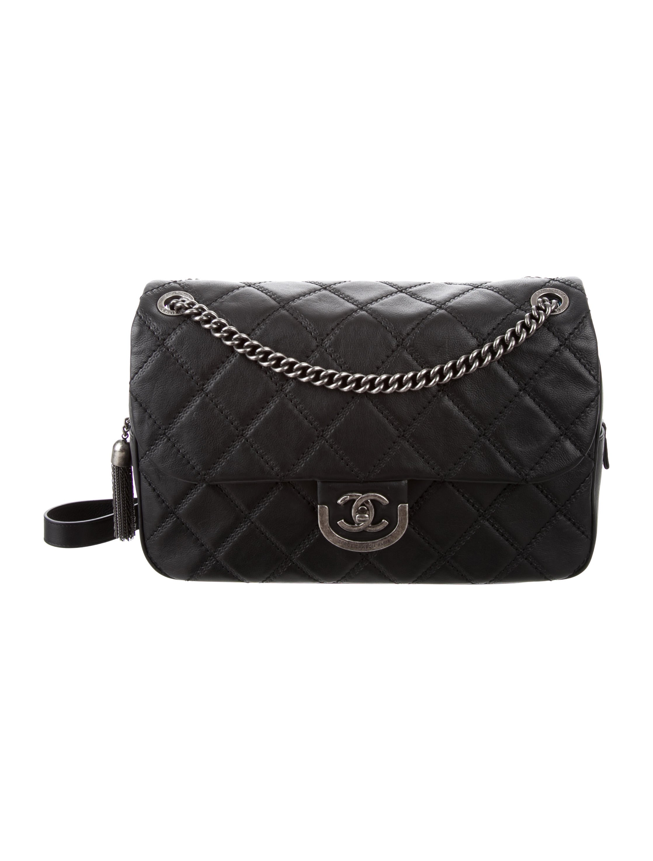e0d46c1260be Chanel Paris-Edinburgh Coco Sporran Large Flap Bag - Handbags ...