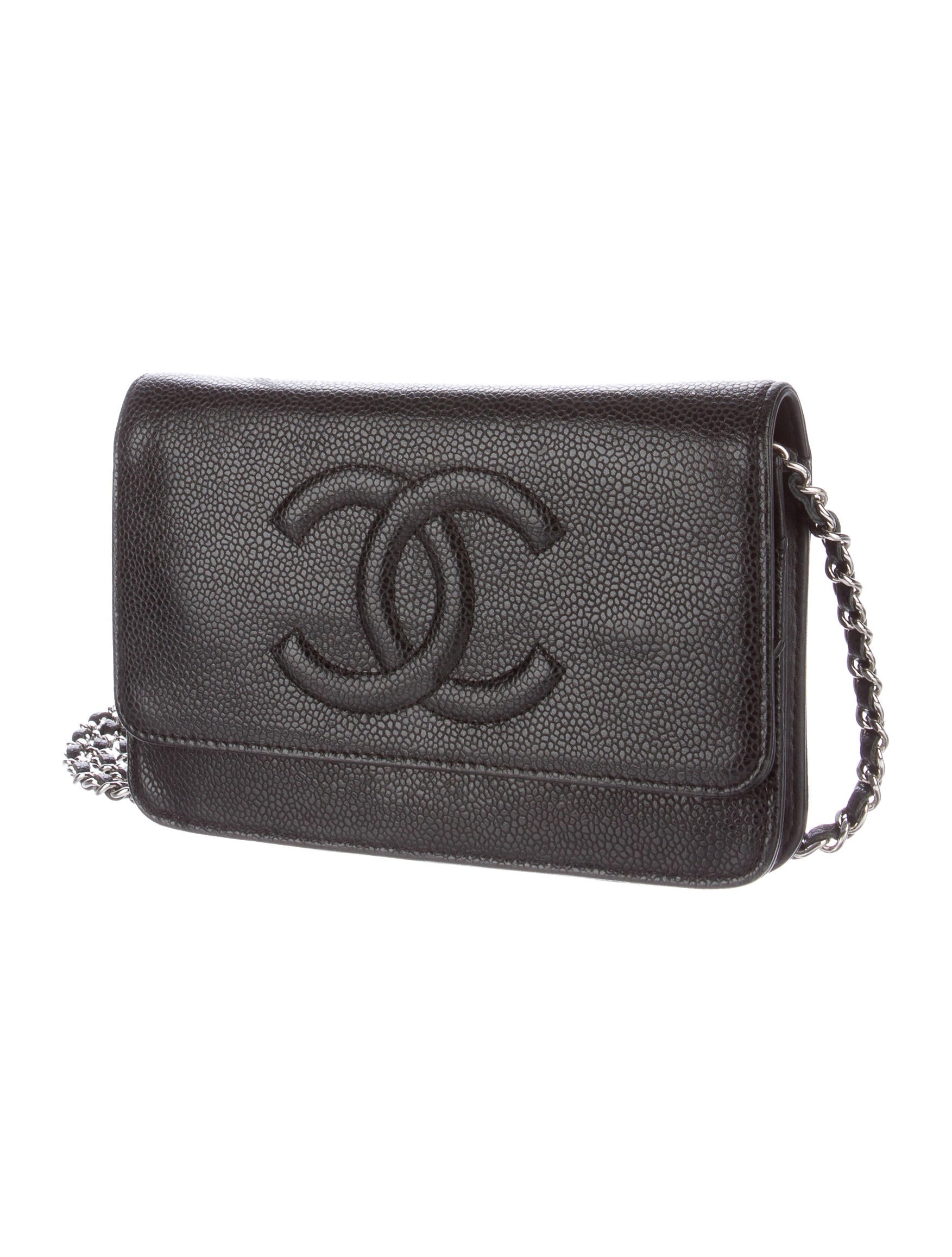 78df40a8709f Chanel Wallet On Chain Therealreal | Stanford Center for Opportunity ...