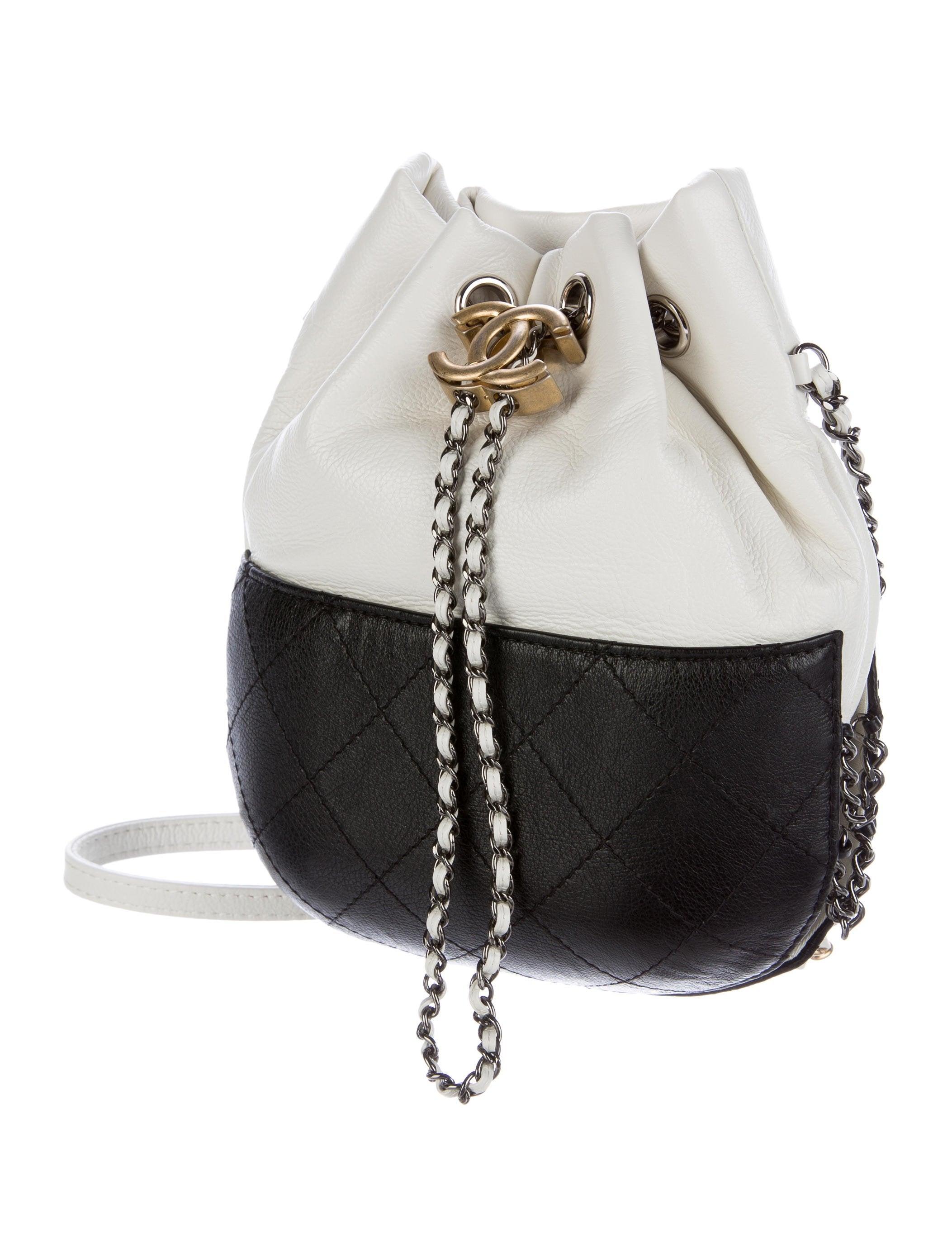 95ce8d6bb6d1 Chanel Bucket Bag 2017 Price. Chanel Summer 2017 Calfskin Gabrielle ...