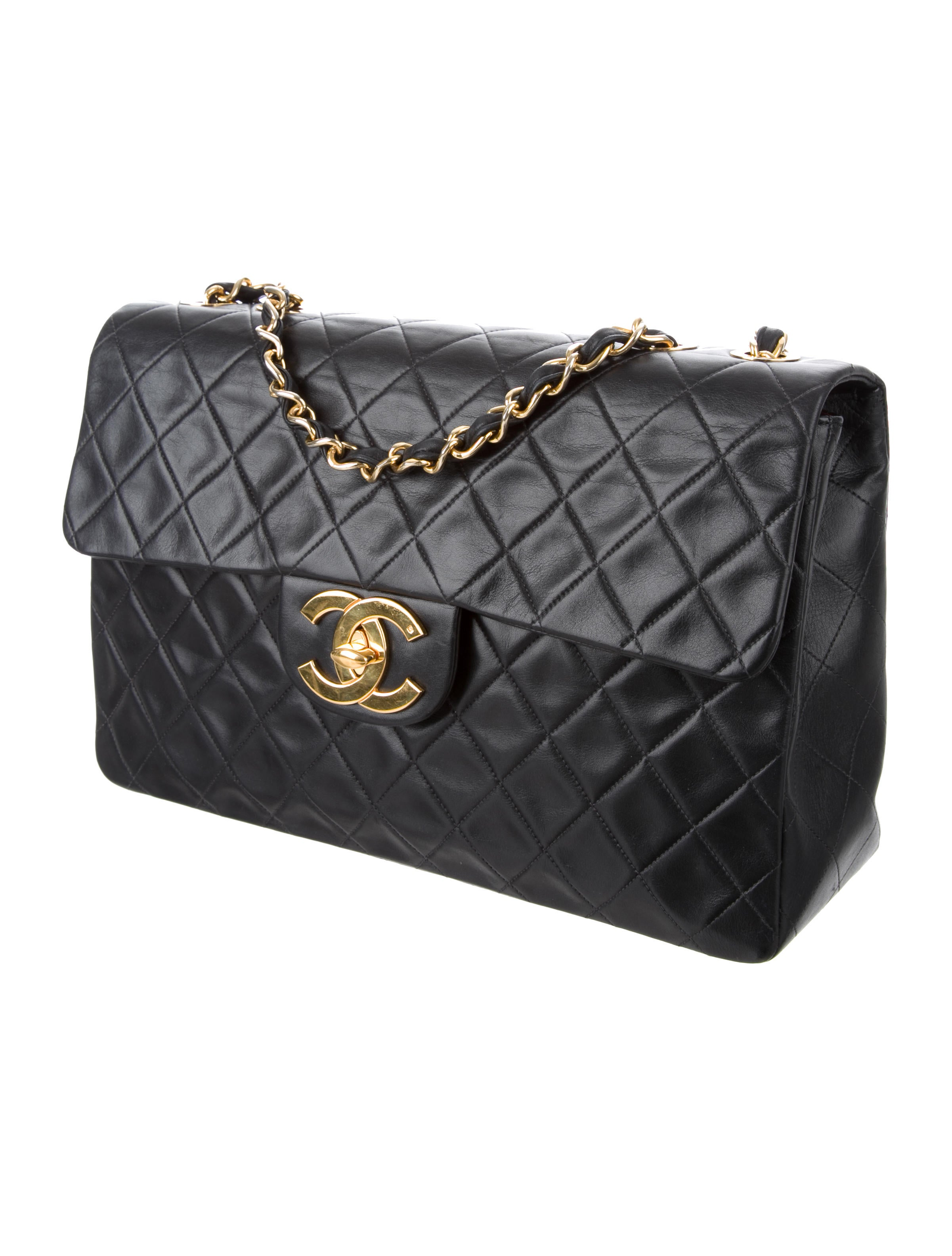 7a85a313e37f Chanel Maxi Bags Not On Chanel Website. Chanel Classic Maxi Single Flap Bag  ...