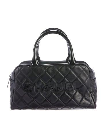 e47db69aef3f Burberry Heritage Medium Orchard Bowling Bag - Handbags - BUR78941 ...