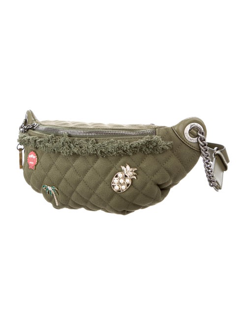 Chanel 2017 Paris-Cuba Quilted Banane Bag - Handbags - CHA185227 ... f9f9b7dd1d096