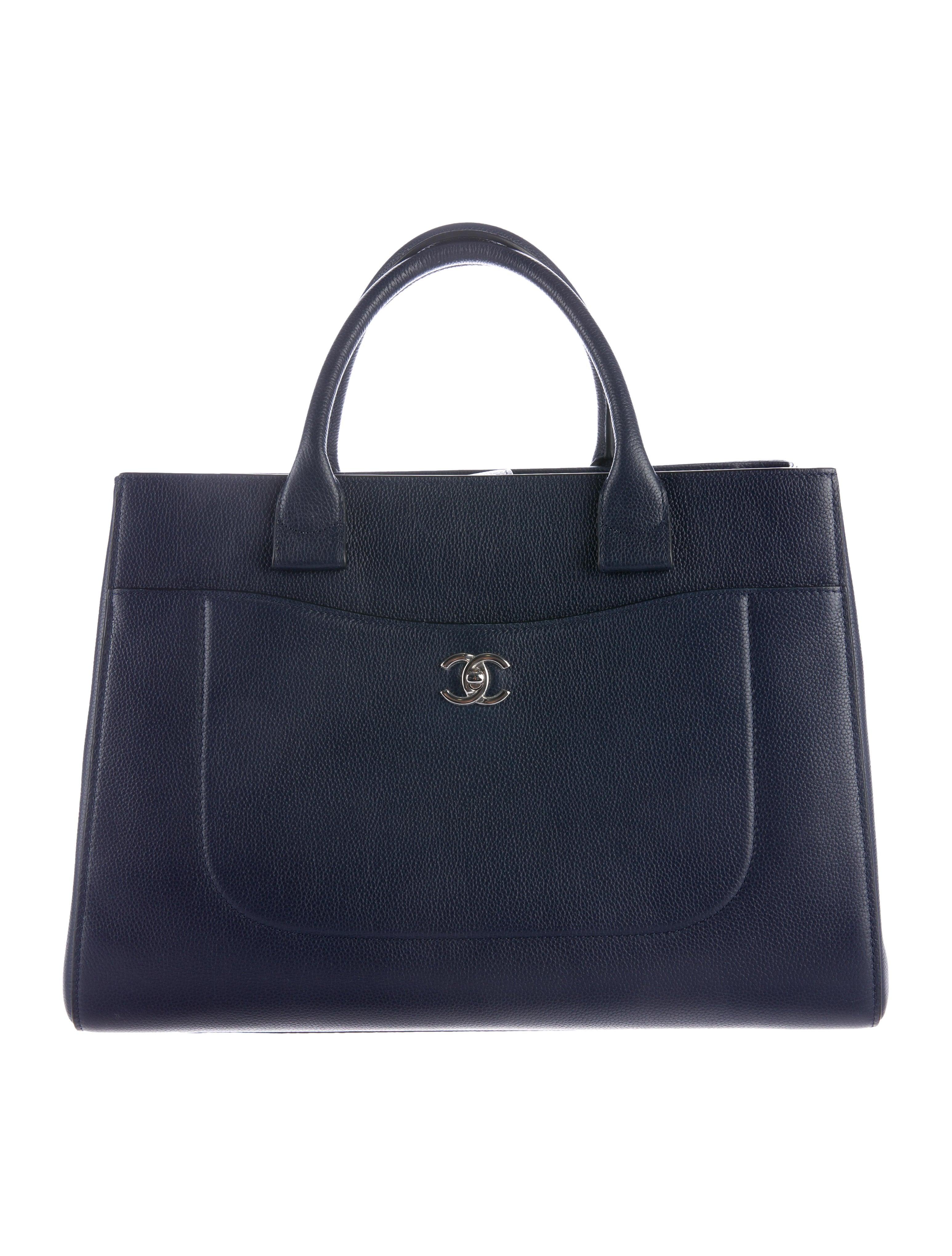 e28dcdc9235e Chanel 2017 Large Neo Executive Shopping Tote - Handbags - CHA185253 ...