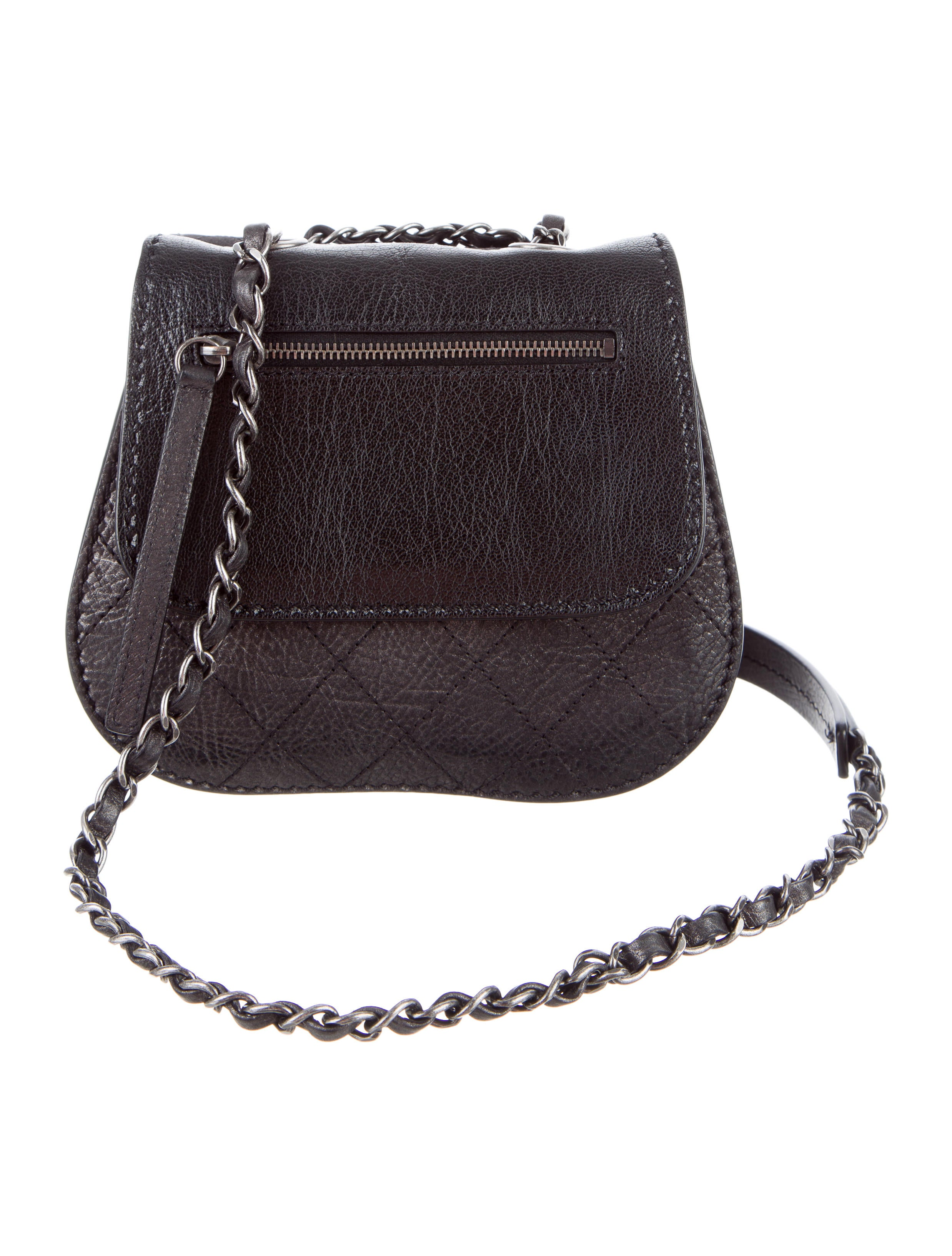Chanel Coco Twin Small Flap Bag - Handbags - CHA185817 ...