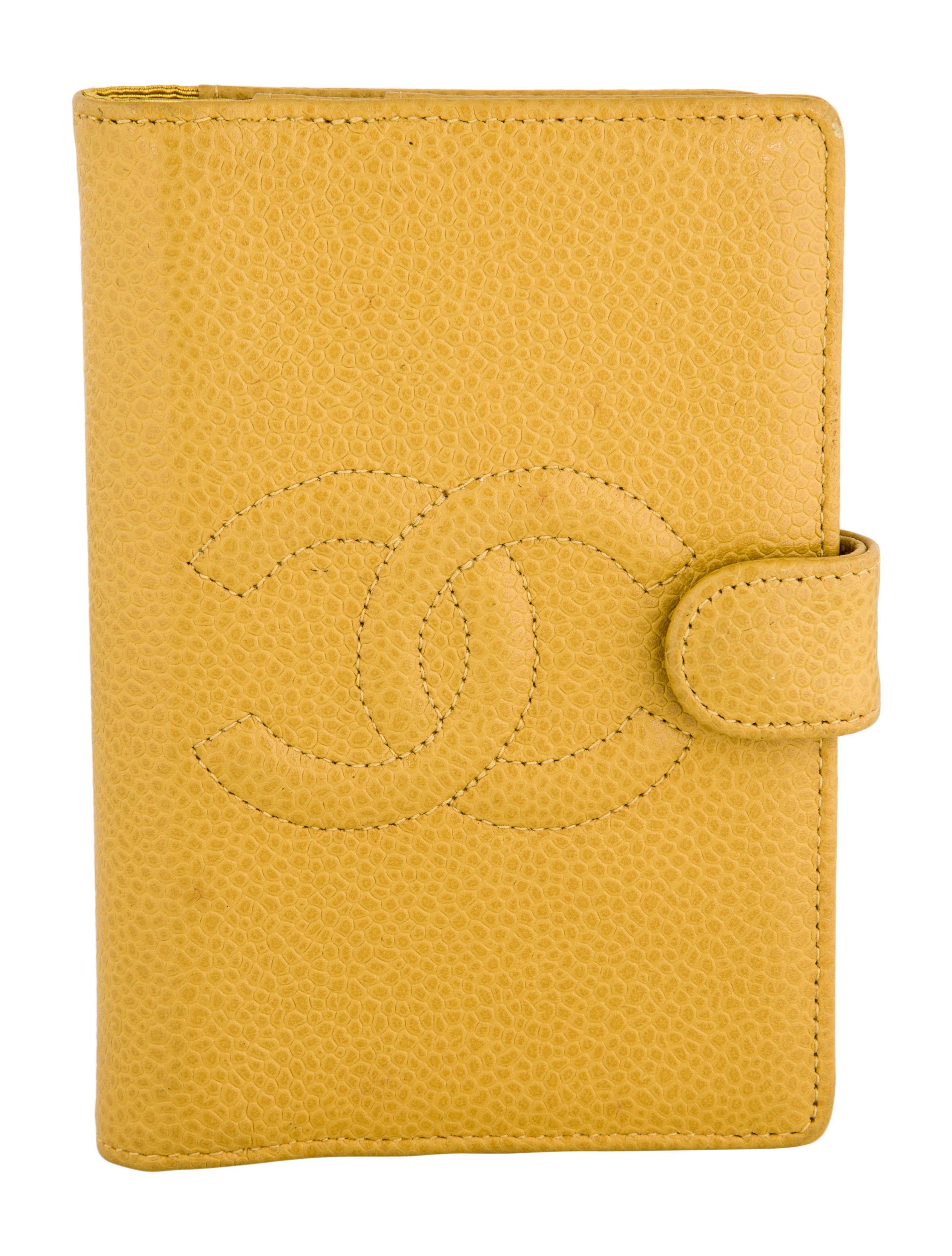 Chanel Timeless Mini Agenda Cover Decor And Accessories