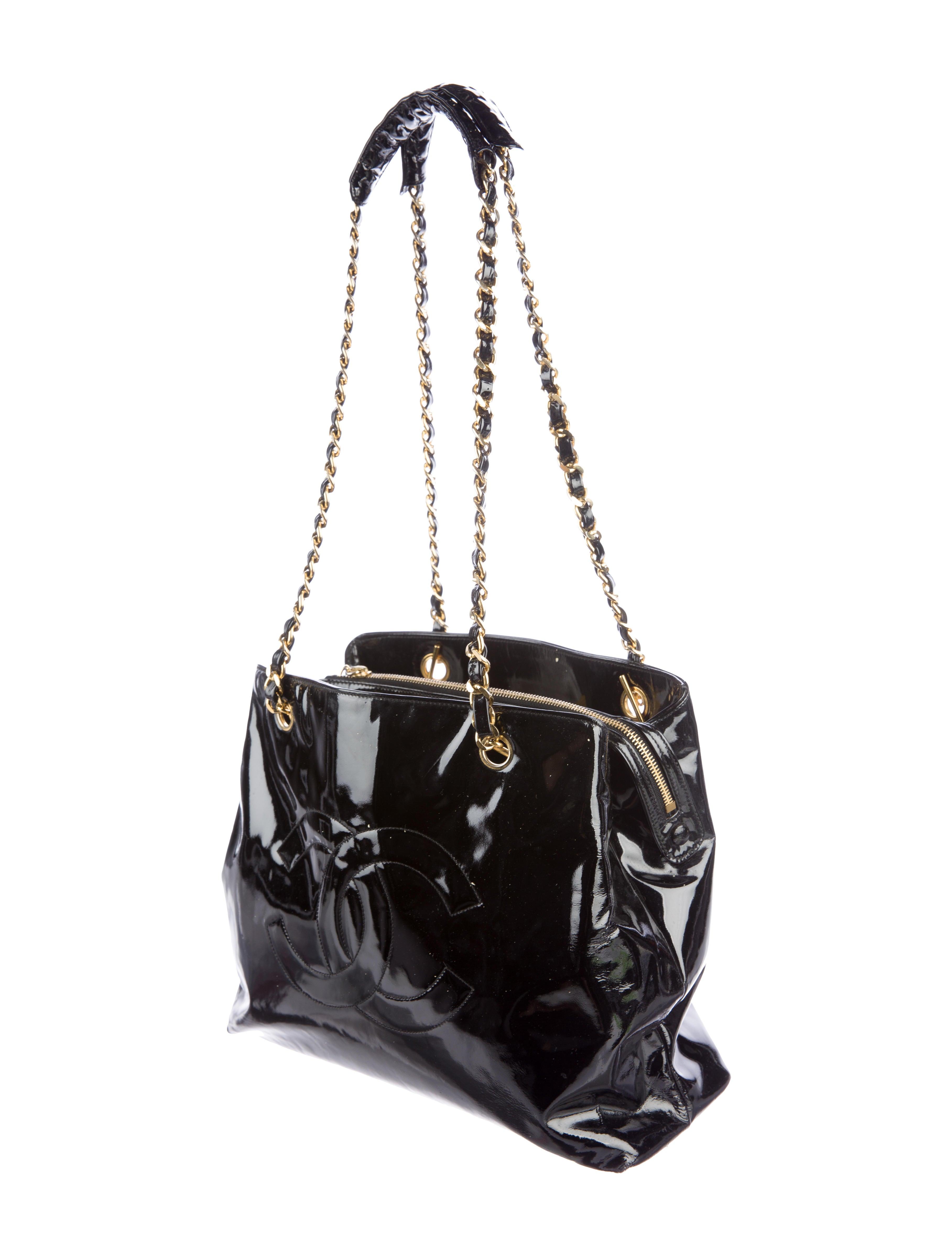 Chanel Vintage Timeless Shoulder Bag