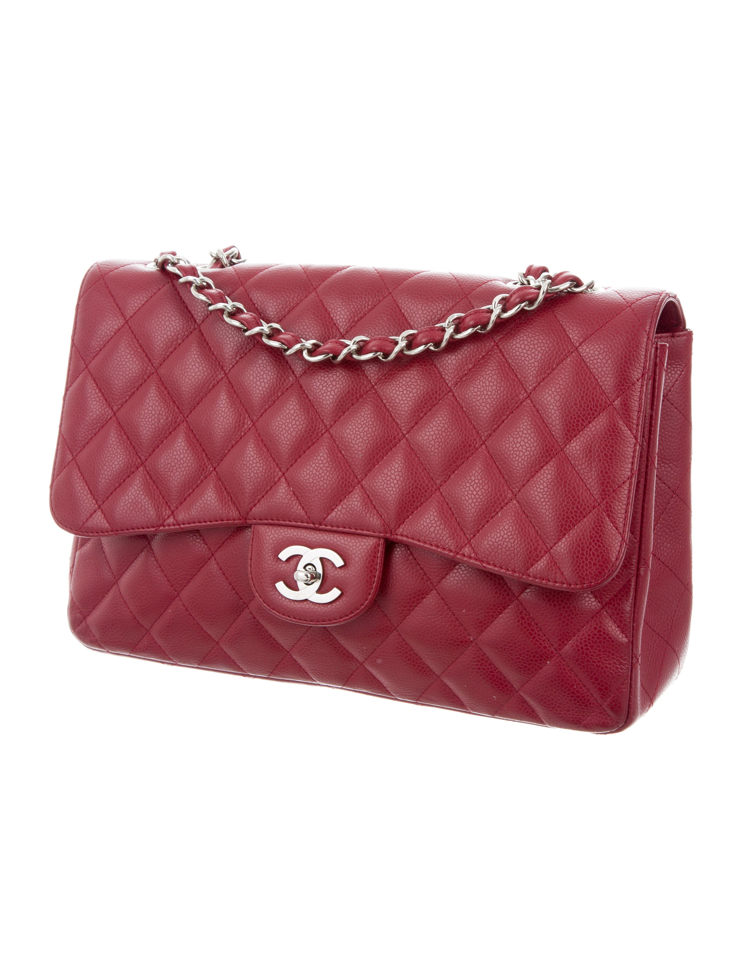 b407b7d7393f80 Chanel Women's Classic Jumbo Flap Bag A01112 Coffee   Stanford ...