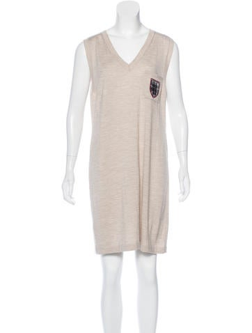 Chanel Paris-Edinburgh Wool Dress w/ Tags None