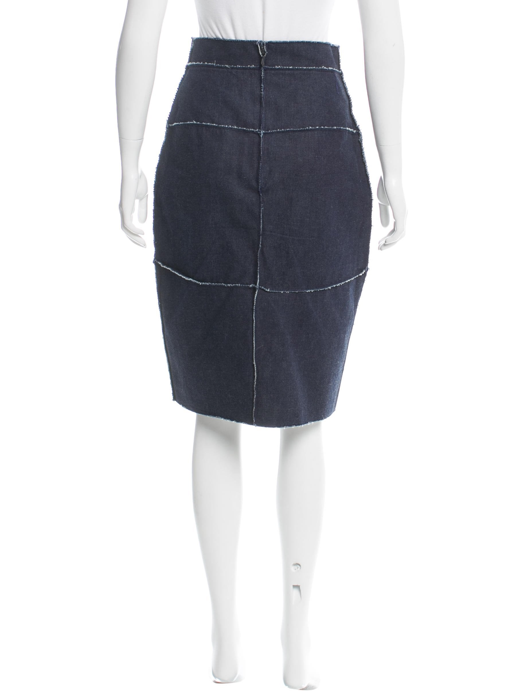 Clothing Denim Skirt 69