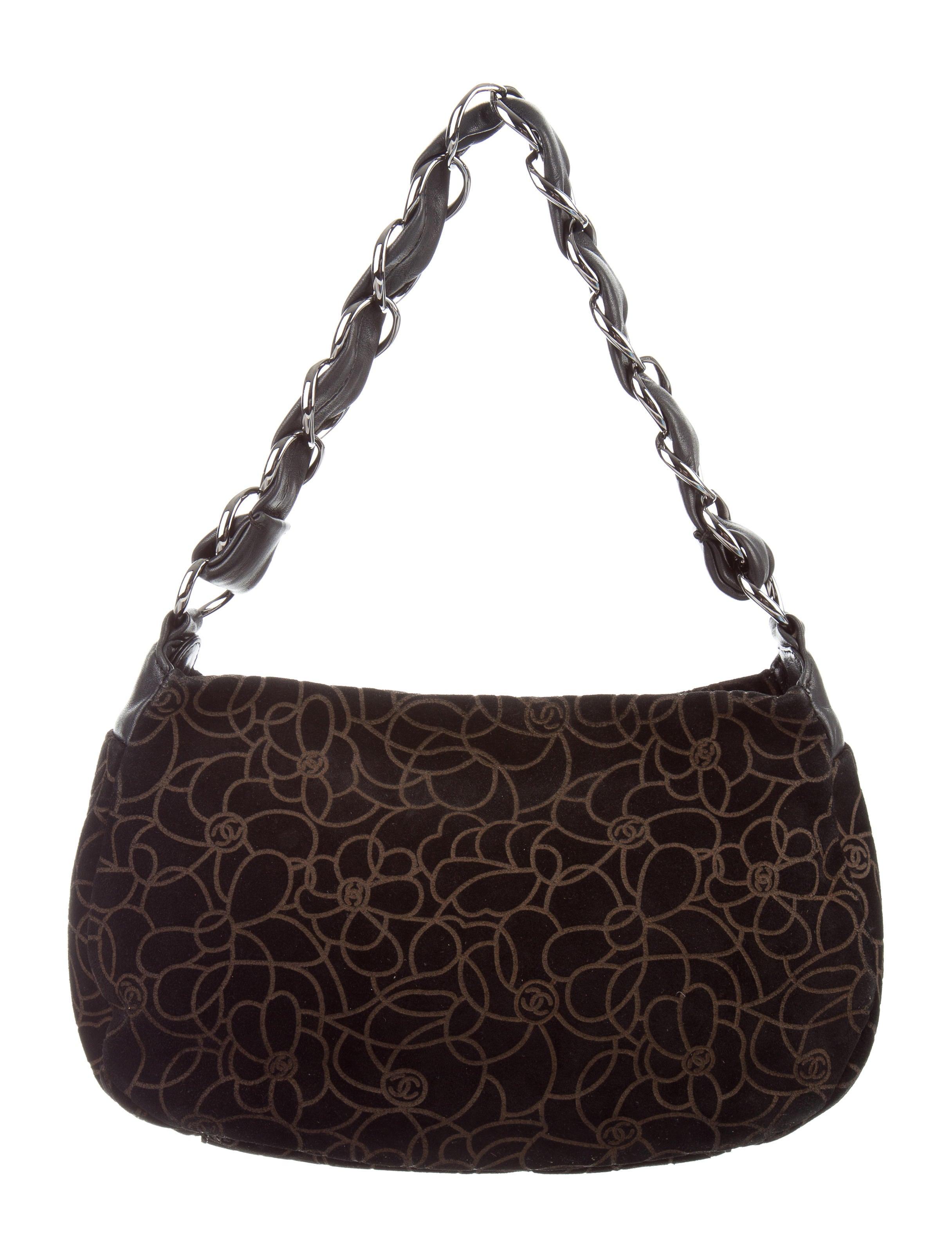chanel camellia shoulder bag handbags cha187336 the