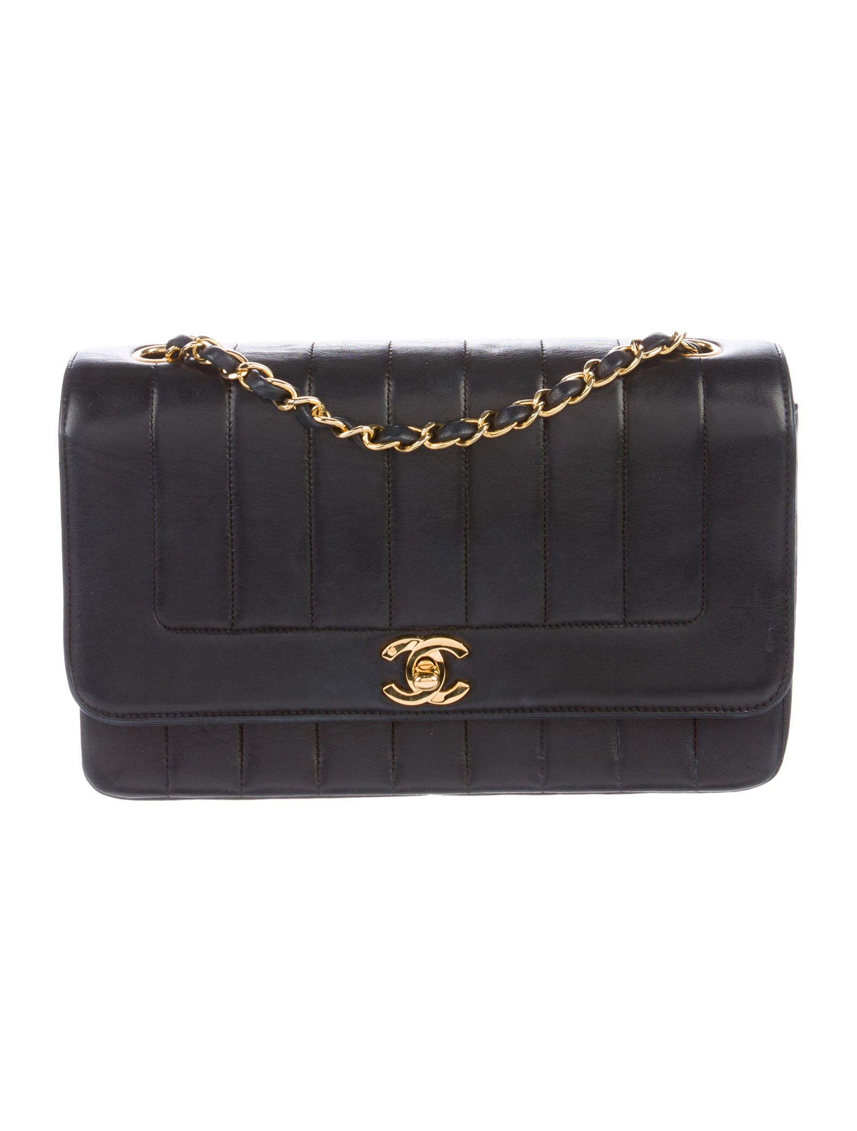 chanel vintage medium diana flap bag handbags