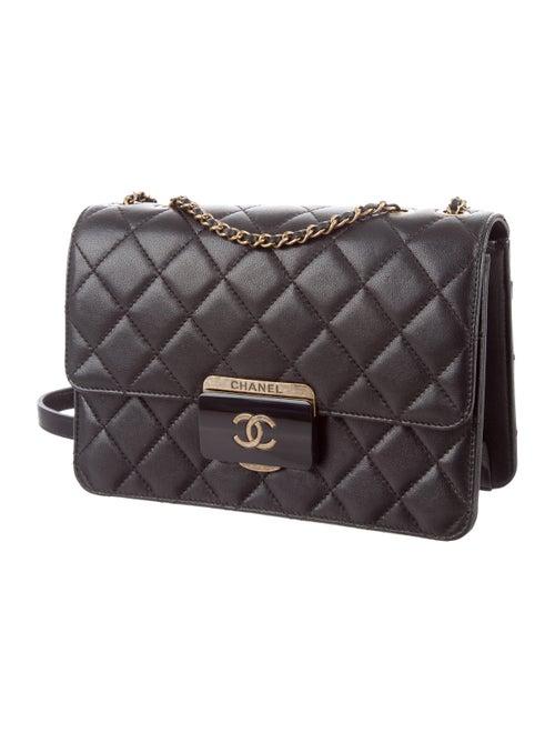 Chanel 2016 Beauty Lock Flap Bag - Handbags - CHA188249 ...