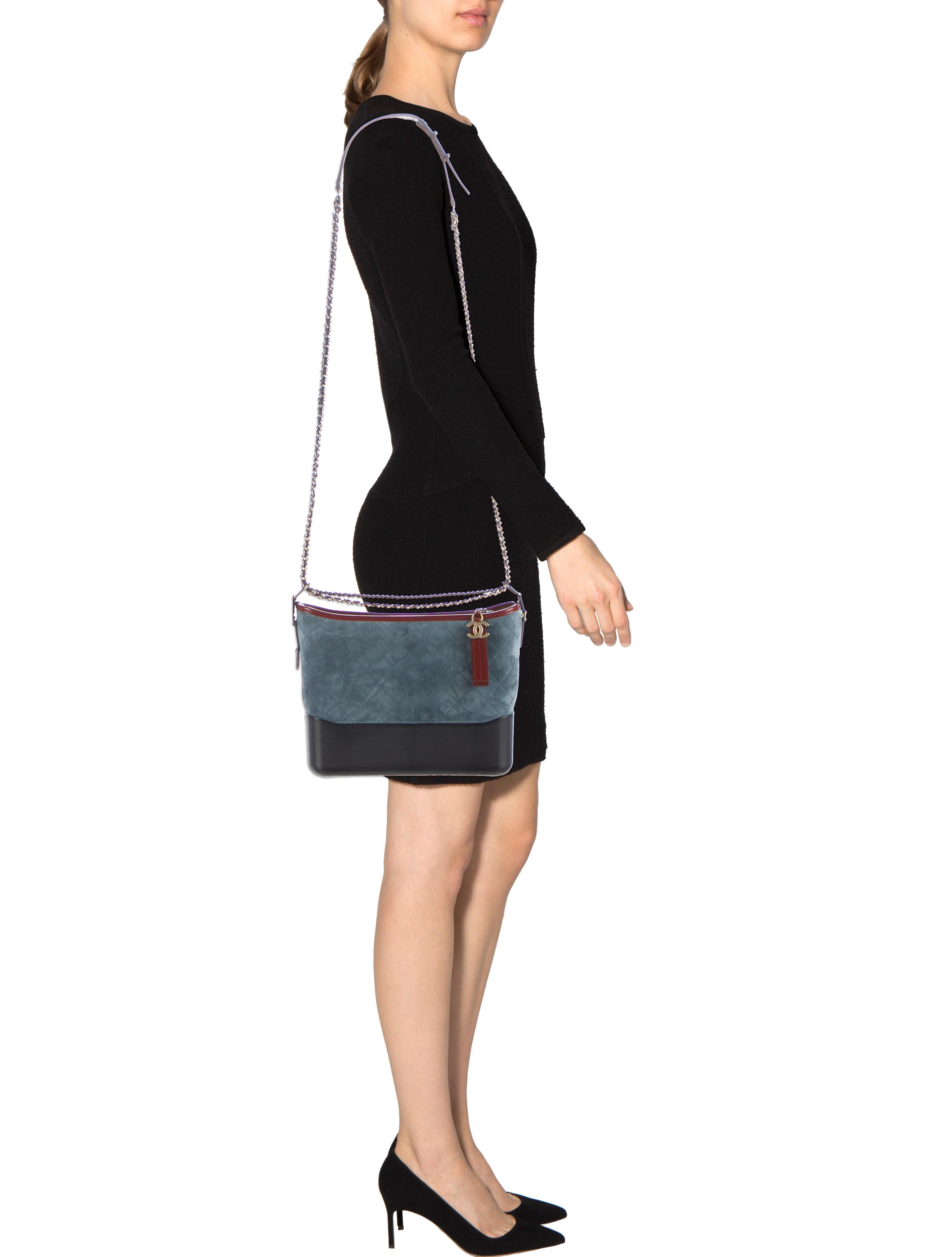 Chanel 2017 Medium Gabrielle Hobo Handbags Cha188269
