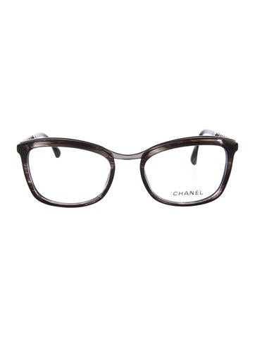 chanel chain link eyeglasses accessories cha189622