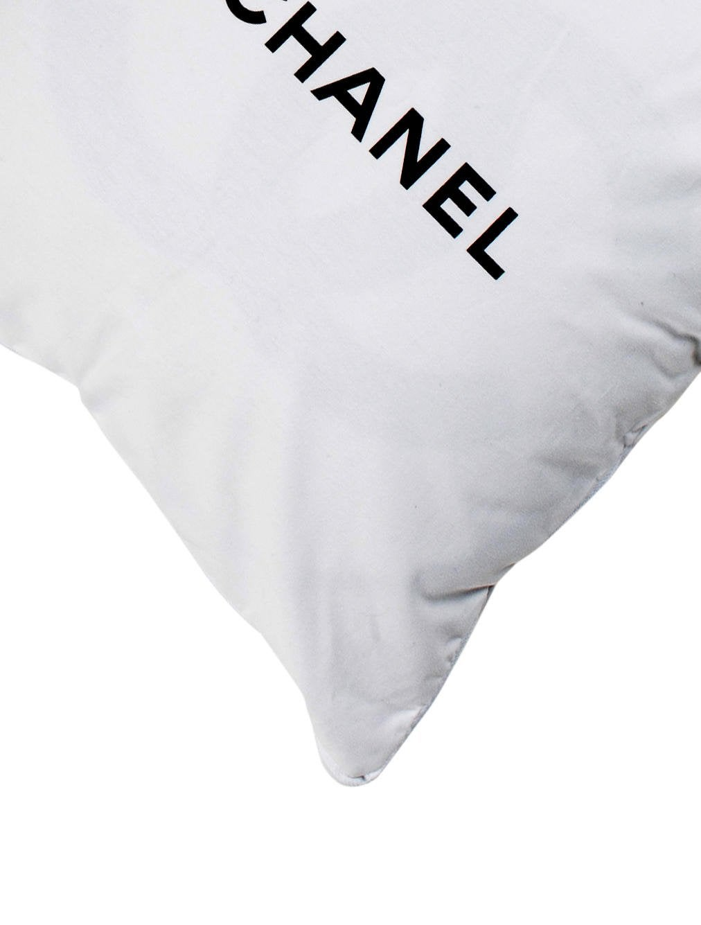 Chanel Wool Throw Pillow - Pillows And Throws - CHA190241 The RealReal