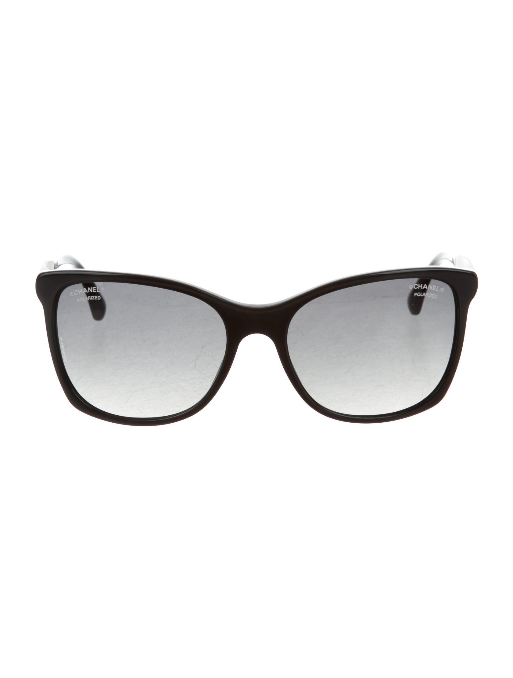 52c12dcc057a Chanel Square Signature Sunglasses 2016