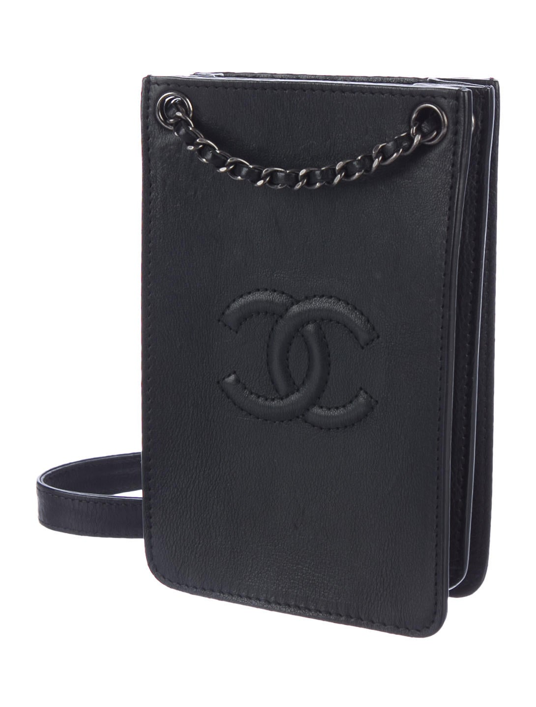 Chanel Crossbody Phone Holder - Accessories - CHA191411 ...