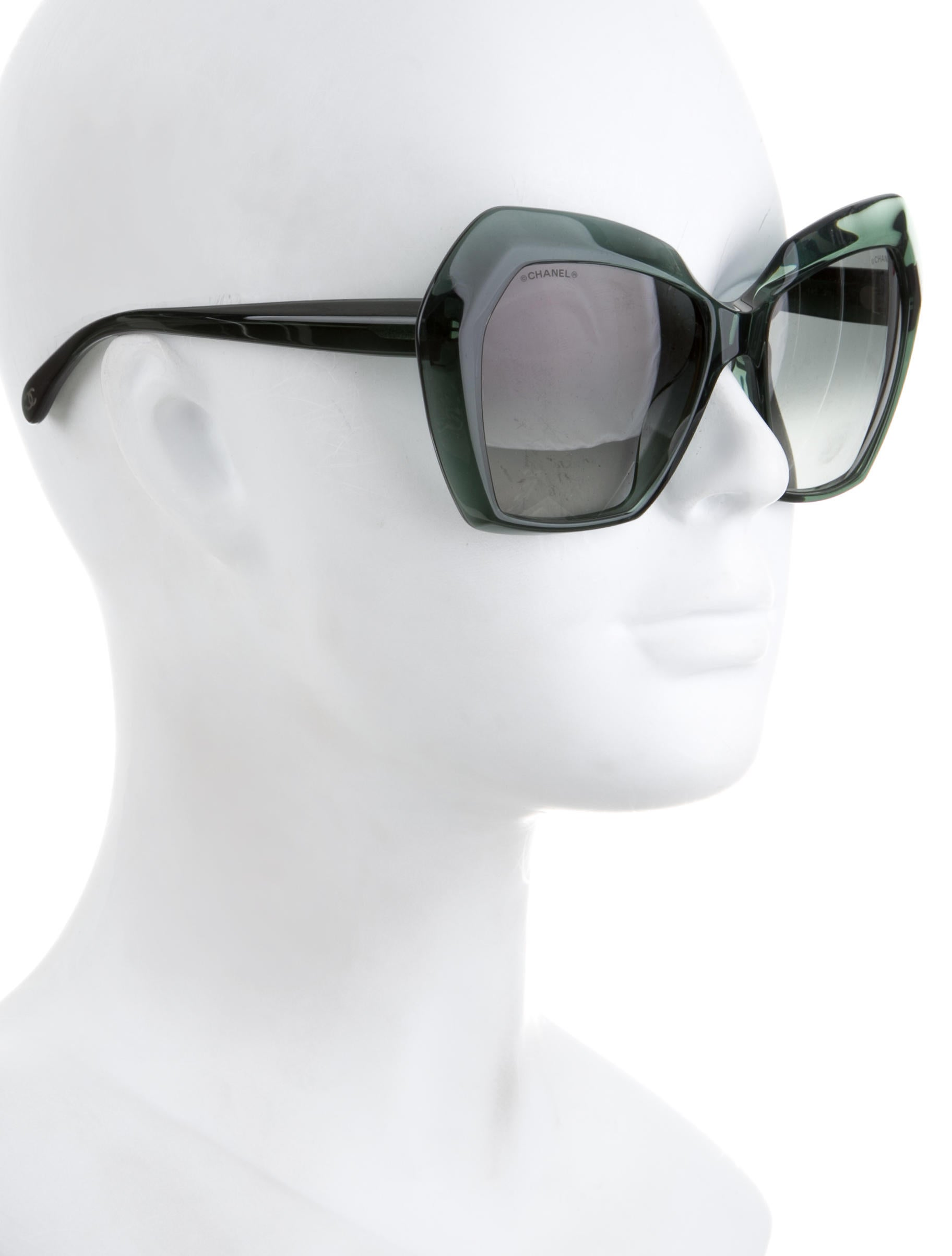 Chanel 2017 Spring Sunglasses w/ Tags