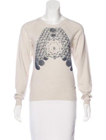 Chanel Paris-Bombay Cashmere Sweater None
