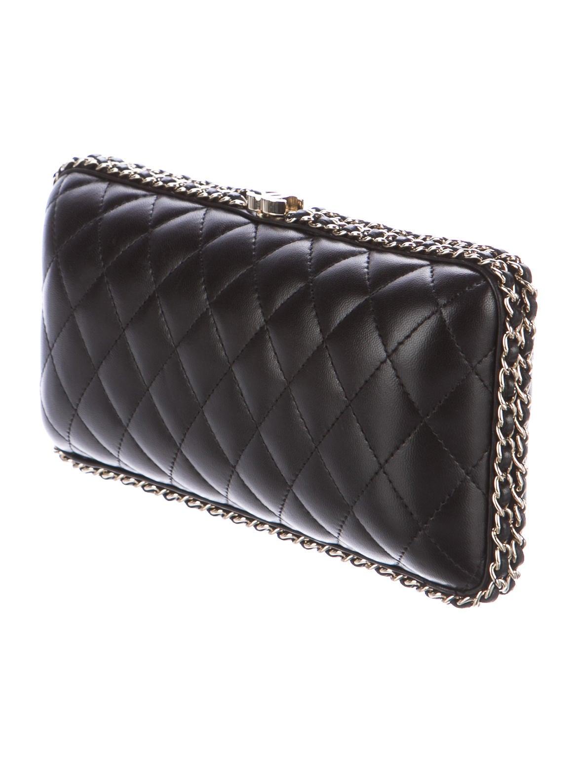 Chanel Chain Around Clutch - Handbags