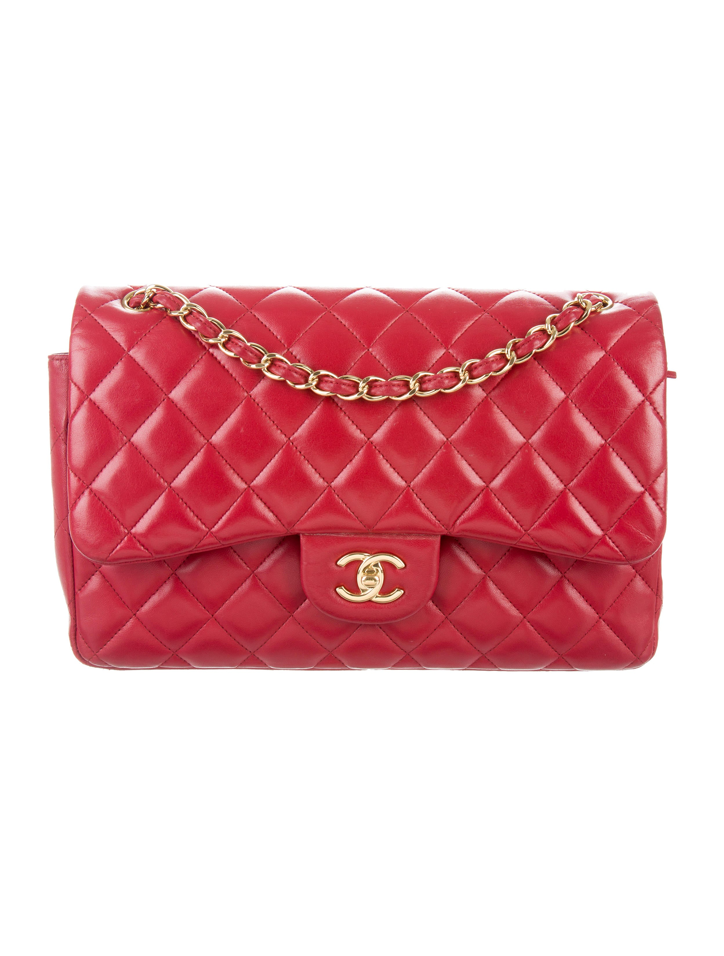 chanel 2016 classic jumbo flap bag handbags