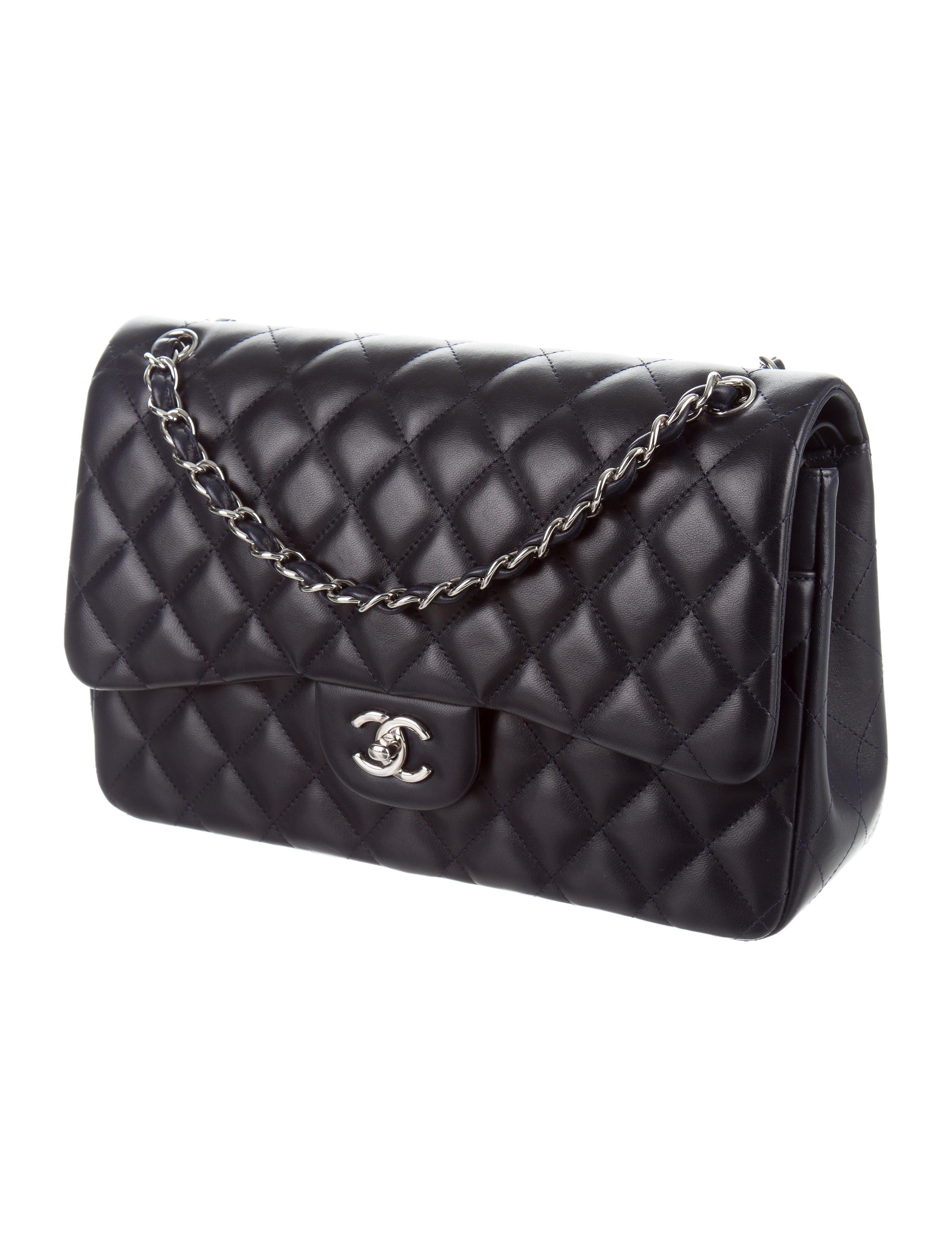 Chanel Classic Jumbo Double Flap Bag Handbags