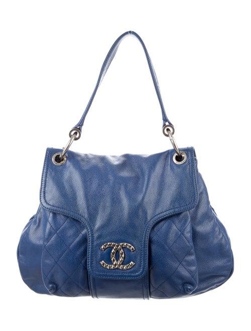 623e24f52ee453 Chanel Coco Rider Flap Bag - Handbags - CHA194998 | The RealReal
