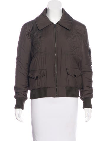 Chanel Lion Bomber Jacket None