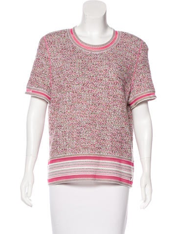 Chanel 2017 Knit Top None