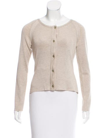Chanel Cashmere Cardigan Set None