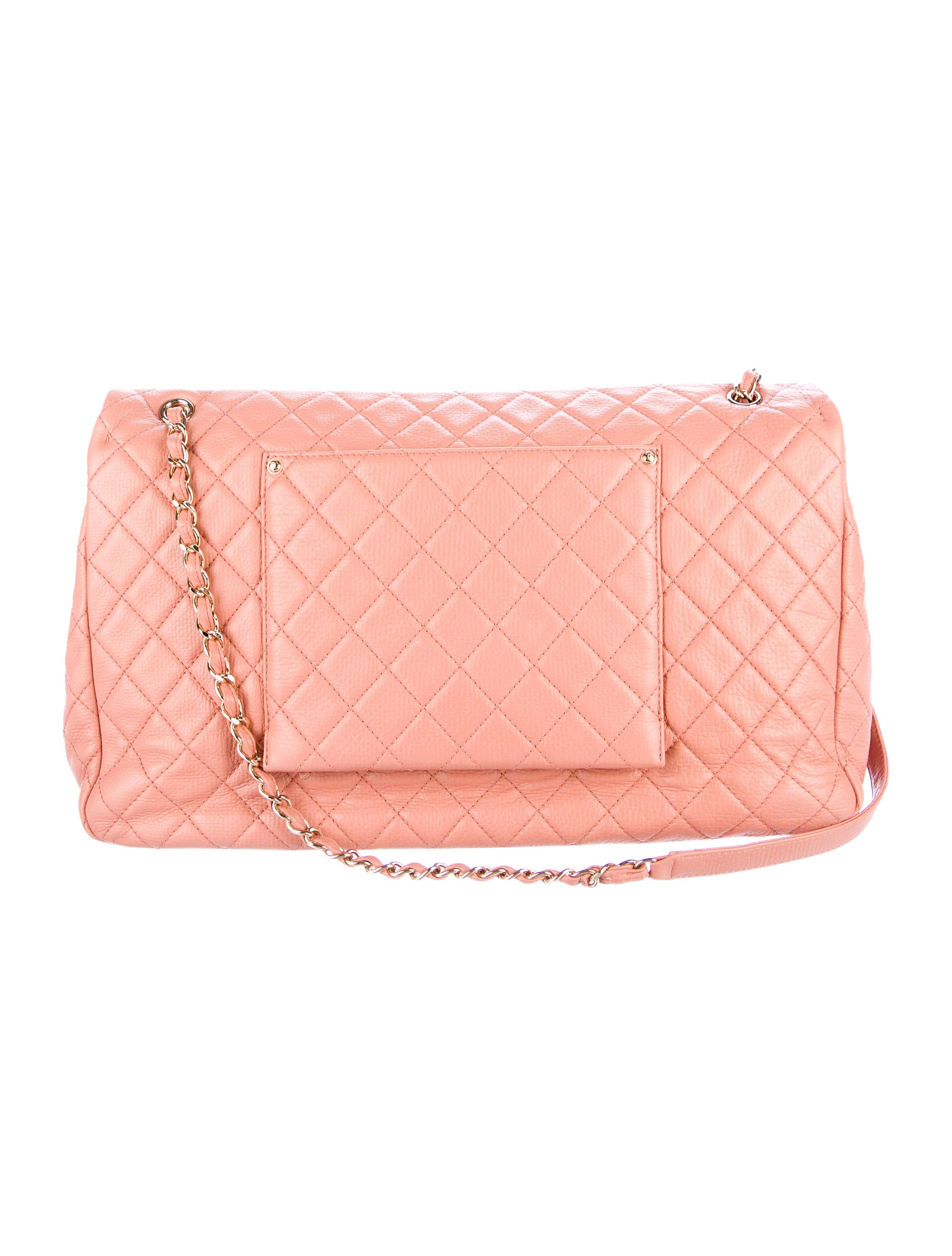 eeb3c5ee4c4ee6 Chanel 2016 Xxl Airline Classic Flap Bag | Stanford Center for ...