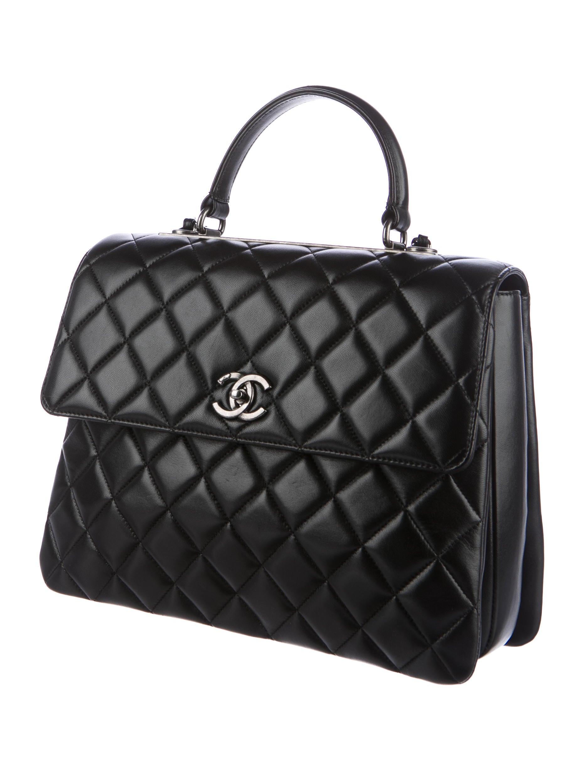 Chanel 2016 Trendy CC Large Flap Bag
