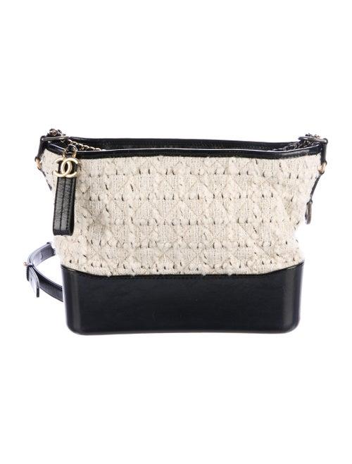f8f7d99462575e Chanel 2017 Medium Tweed Gabrielle Hobo - Handbags - CHA198952 | The ...