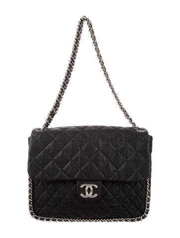 chanel bags classic small. chanel chain around maxi flap bag bags classic small