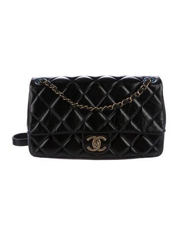 chanel bags classic. Chanel 2015 Paris-Salzburg Classic Flap Bag W/ Tags Bags
