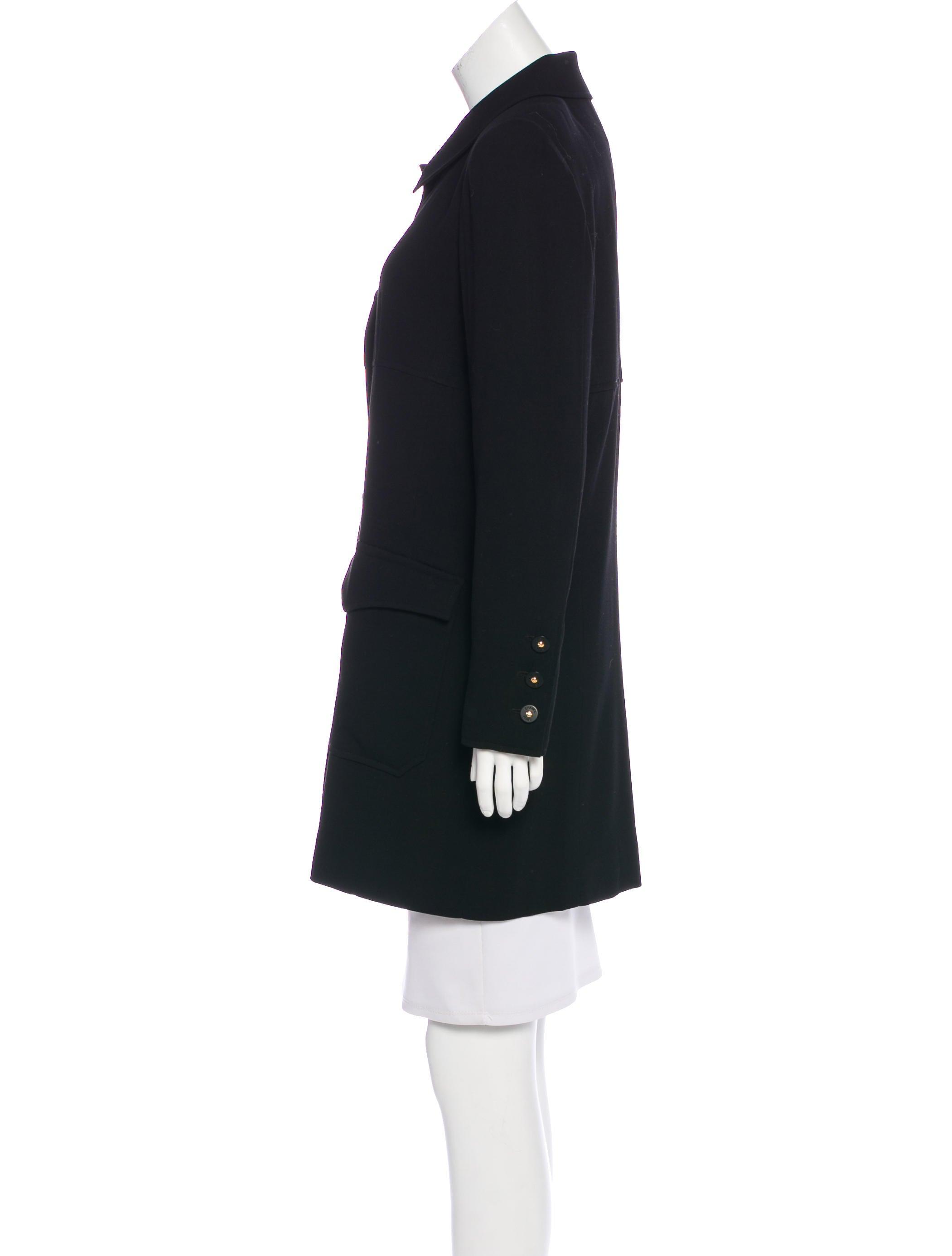 Vintage Wool Coat 68