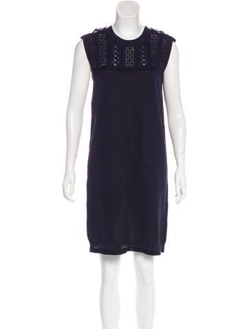 Chanel 2016 Knit Dress None