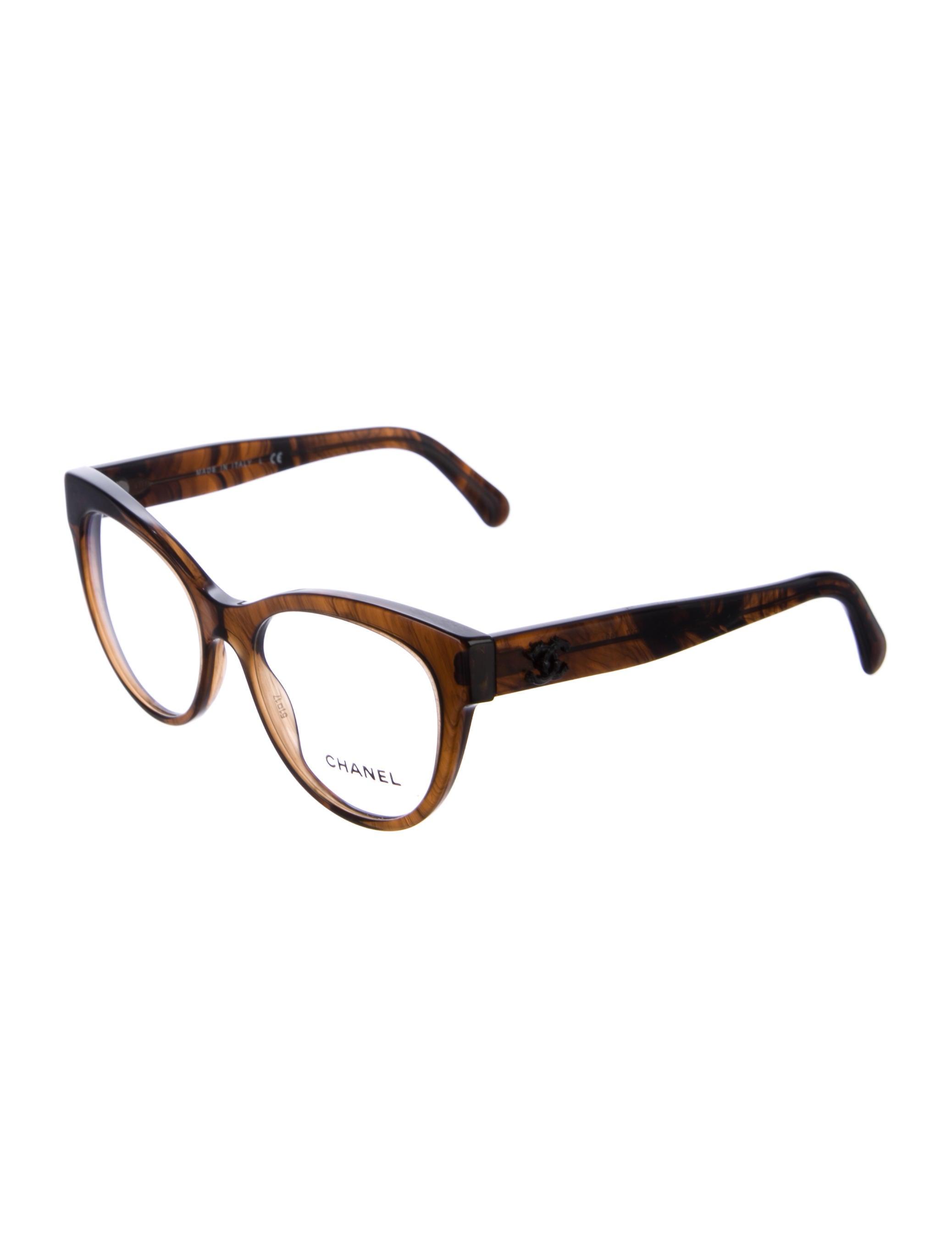 chanel cat eye eye glasses accessories cha203465 the