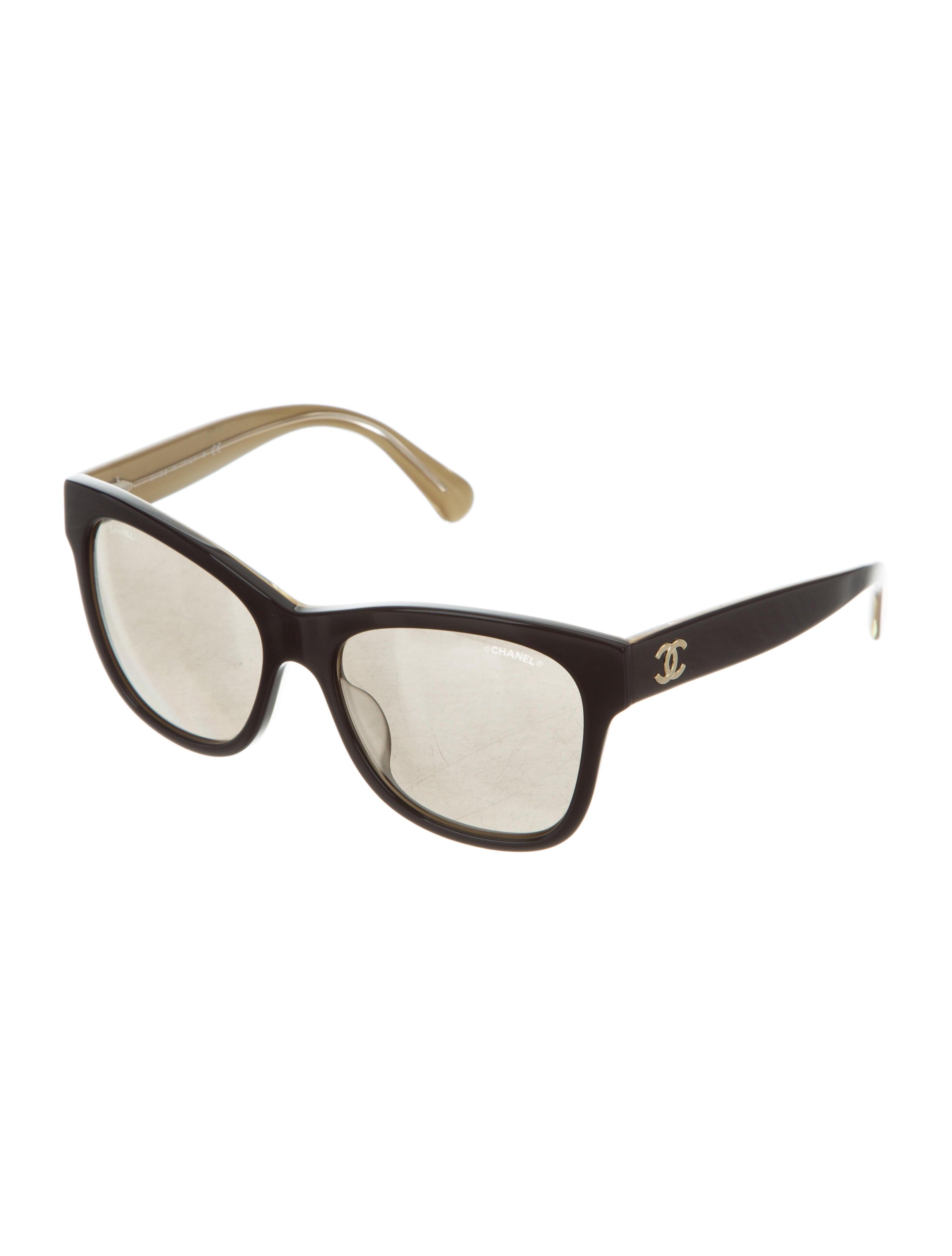 1c62cf39fb389 Chanel Womens Sunglasses 2017