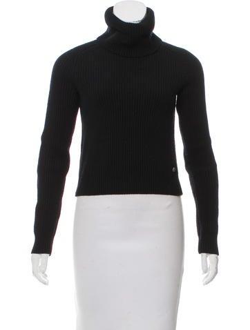 Chanel 2015 Cashmere Sweater None