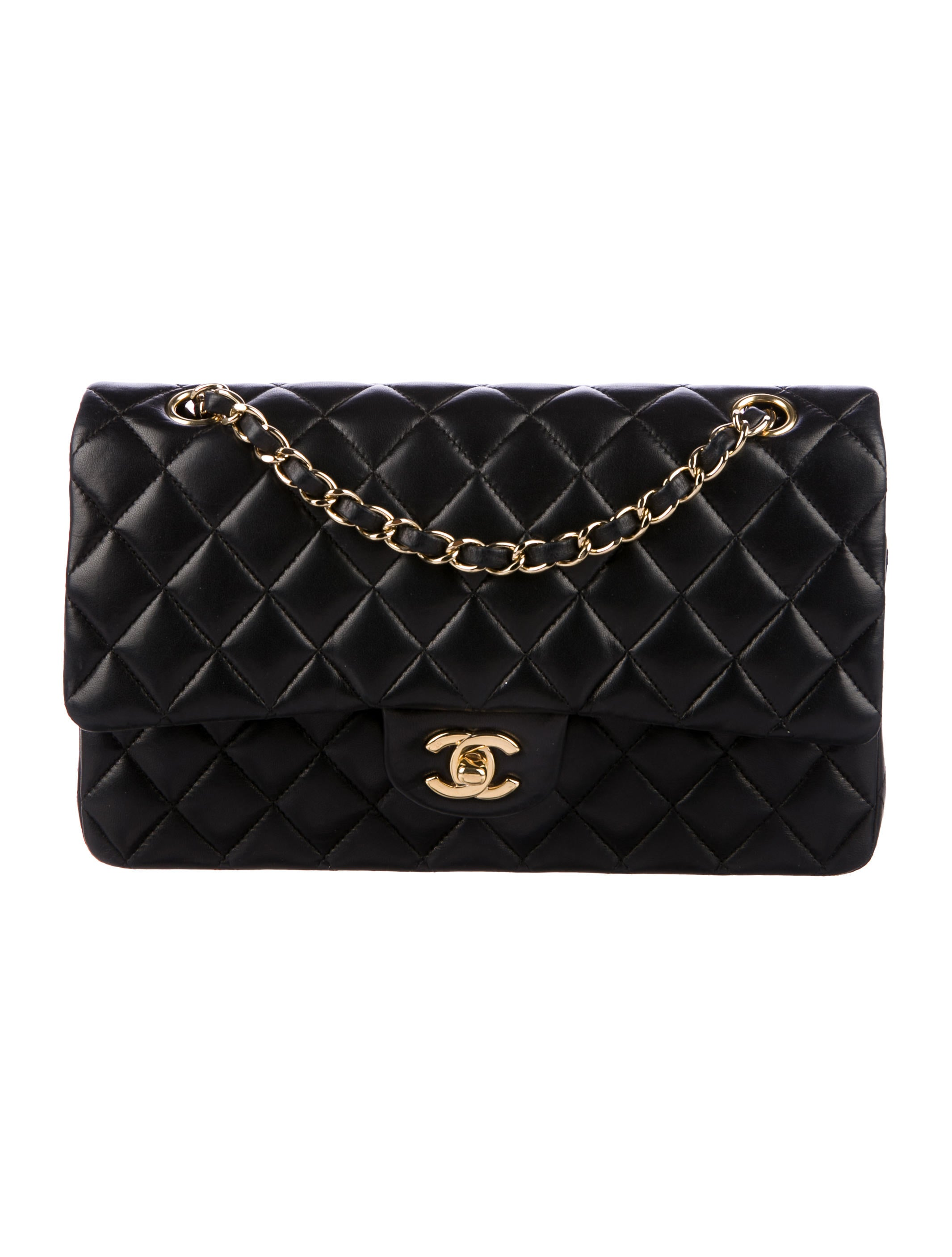 chanel medium classic flap bag handbags