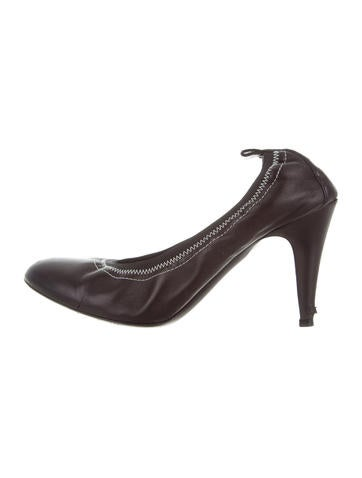 Lulu Guinness Suede Peep-Toe Wedges w/ Tags clearance finishline pick a best online hot sale sale online M5ARuaTAWn