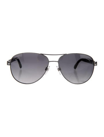 e71bb56dcb6 Chanel Polarized Aviator Sunglasses - Accessories - CHA208156