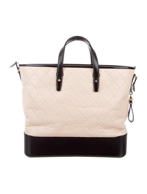 48ffd036b1bc Chanel 2017 Large Gabrielle Shopping Tote w  Tags - Handbags ...